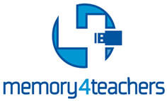 Memory4Teachers logo